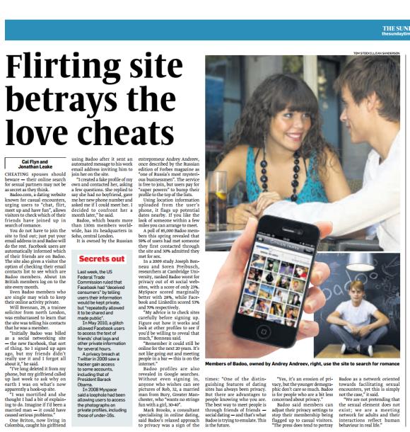flirting site