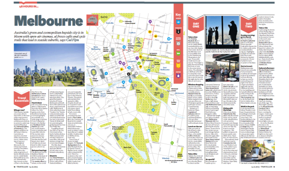 48hrs in Melbourne - Independent