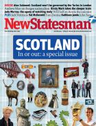 Scotland issue cover NS