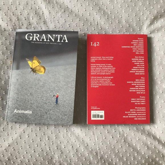 granta cover