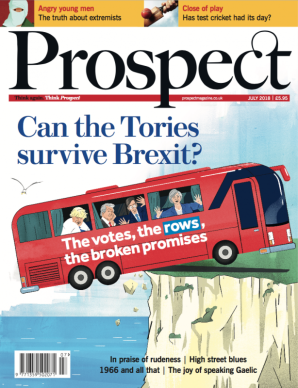 Prospect cover